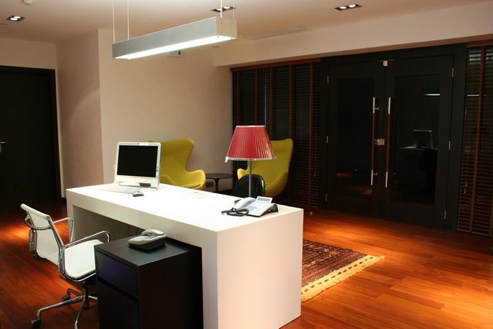 派诺蒙空间展示办公室图