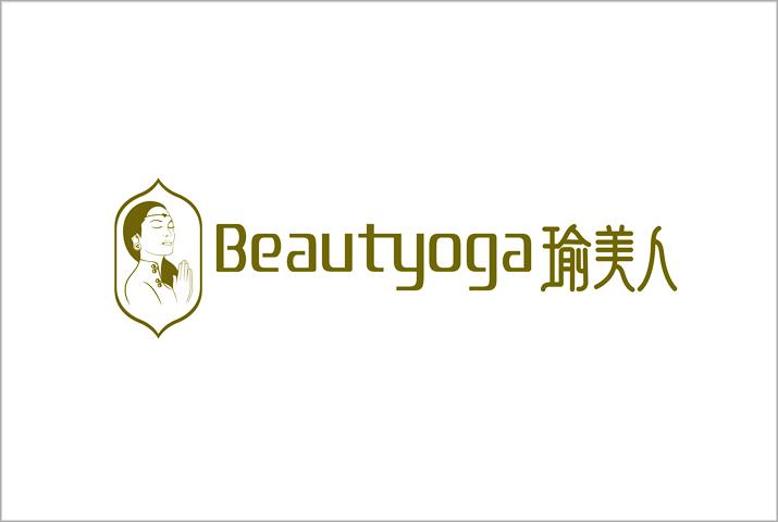 品牌形象策划设计瑜美人LOGO