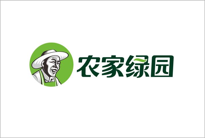农家绿园品牌策划与设计LOGO