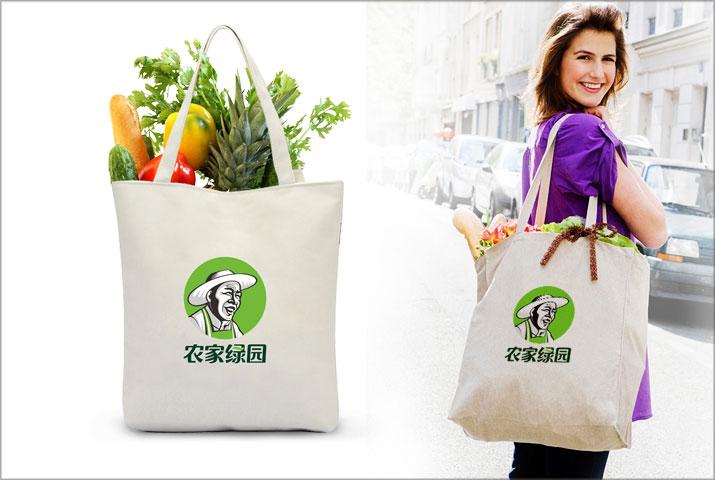 重复使用环保袋